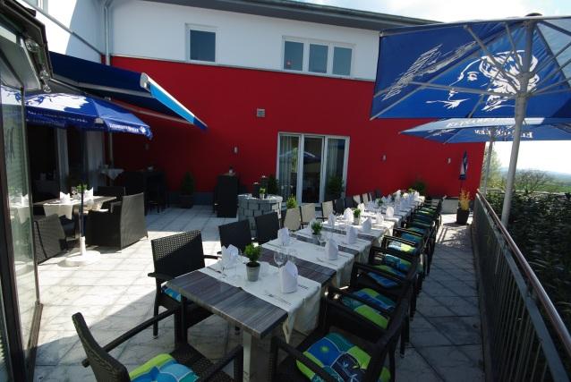 Hotel Jakob - Terrasse (4)