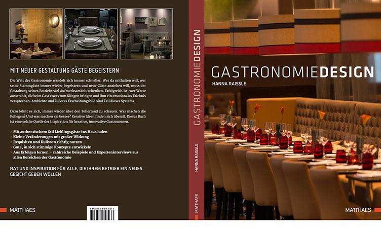 Der gedeckte Tisch: wenige Handgriffe, große Wirkung – Fachbuch Gastronomiedesign