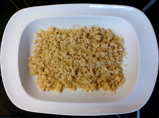 Crumble Teig