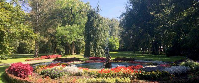 Froschkönigbrunnen